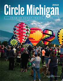 Circle Michigan 2019 cover