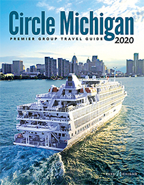 Circle Michigan 2020 cover
