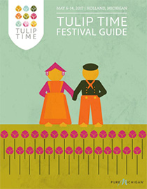 Tulip Time Festival Guide 2017