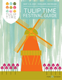 Tulip Time Festival Guide 2018