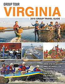 Virginia Group Travel Guide 2018