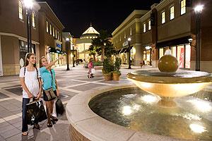 Shopping at The Boulevard near The Mall of Louisiana